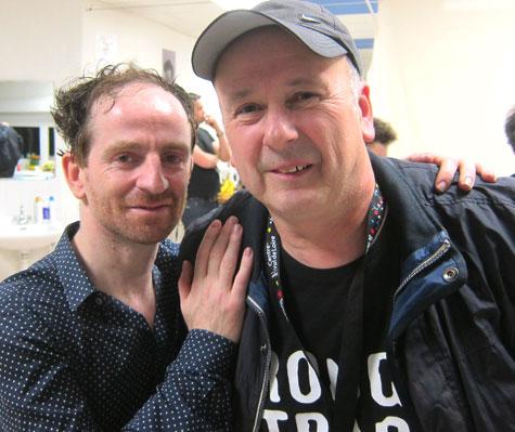 Mathias Malzieu (Dionysos) & Thomas Bohnet 2016