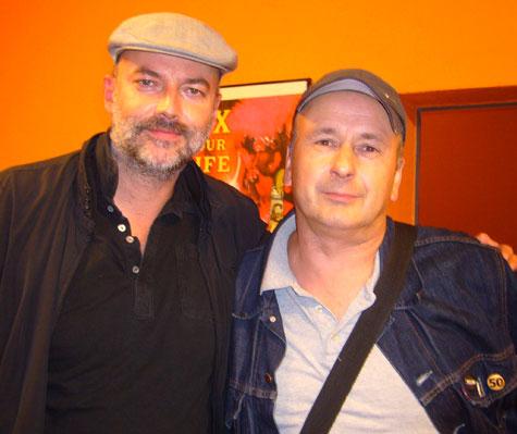 Olivier Libaux (Nouvelle Vague) & Thomas Bohnet 2009